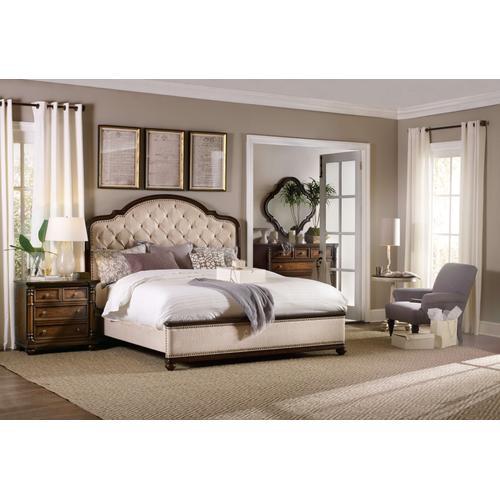 Leesburg California King Upholstered Bed