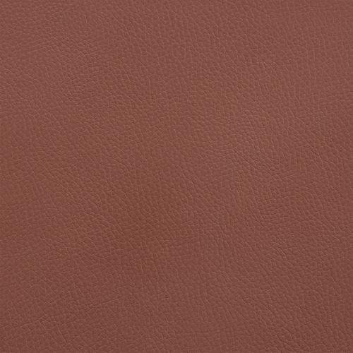 "Armen Living - Arabela 26"" Brown Faux Leather and Walnut Wood Swivel Bar Stool"