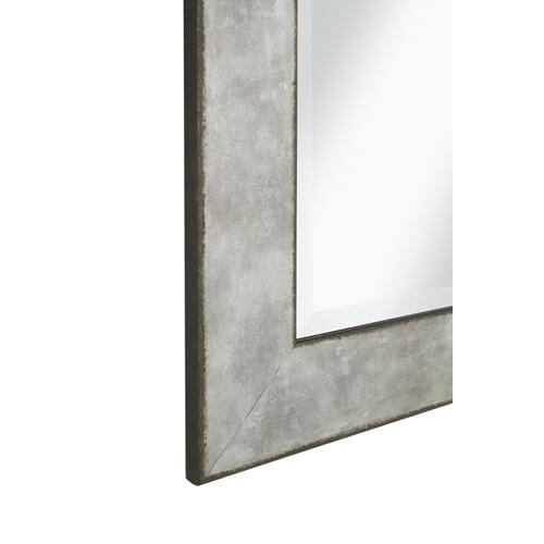 Rusted Edge Leaner Mirror -