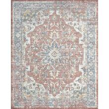 View Product - Addison - ADD2004 Rust Rug