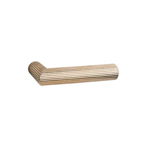 Rocky Mountain Hardware - Flute Lever - L10015 Silicon Bronze Light