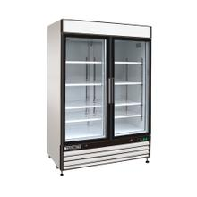Maxx Cold X-Series Merchandiser Refrigerator with Glass Door (48 cu. ft.)