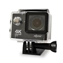 View Product - 4K Ultra HD Action Camera W/ WiFi & Action Cam Bundle - CS3611BK
