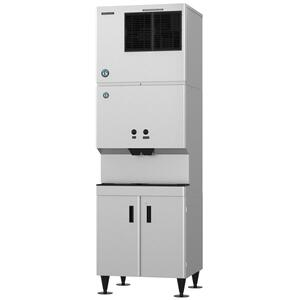 "DM-200B, 30"" W Ice and Water Dispenser with 200 lbs Capacity - Stainless Steel Exterior"
