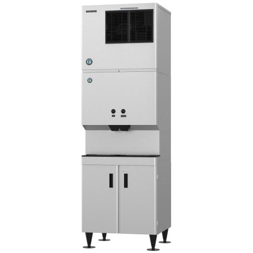 """DM-200B, 30"""" W Ice and Water Dispenser with 200 lbs Capacity - Stainless Steel Exterior"""