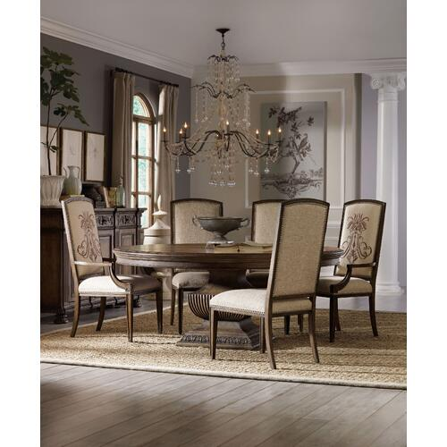 Rhapsody Side Chair - 2 per carton/price ea