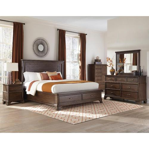 Telluride Queen-Size Bed Headboard