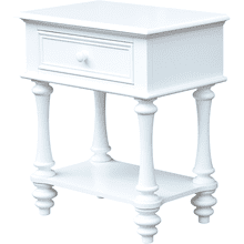 See Details - St. Croix Shelf Nightstand