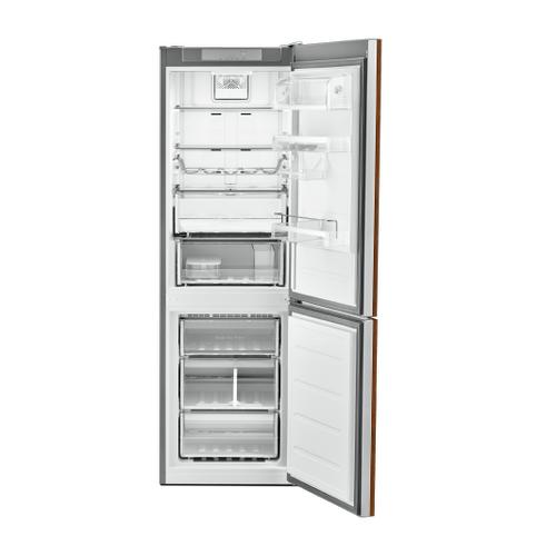 "JennAir® 10 Cu. Ft. 24"" Width Built-In Panel Ready Bottom Mount Refrigerator"