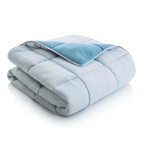 Reversible Bed in a Bag - Queen Pacific/Ash