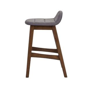 Liberty Furniture Industries - 24 Inch Counter Chair - Grey (RTA)