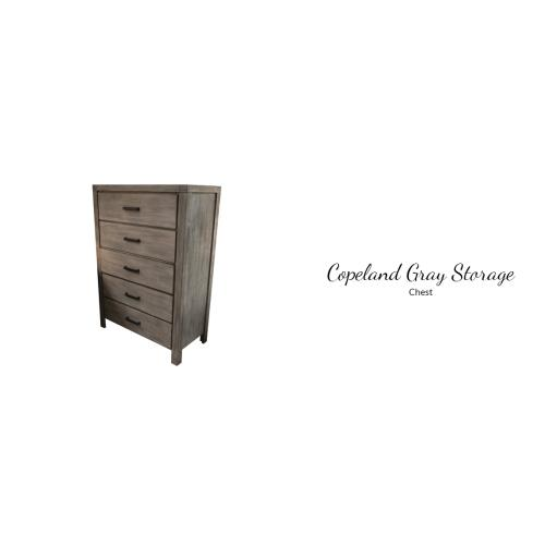 Product Image - 3PC Queen Bed, Dr/Mr, Chest