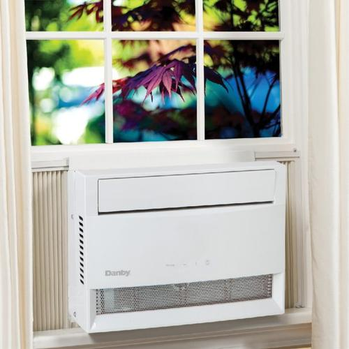 Gallery - Danby 12,000 BTU Window Air Conditioner with Wireless Control
