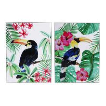 View Product - S/2 Wall Art