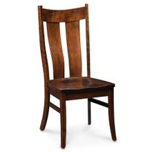 View Product - Corbin Side Chair, Wood Seat