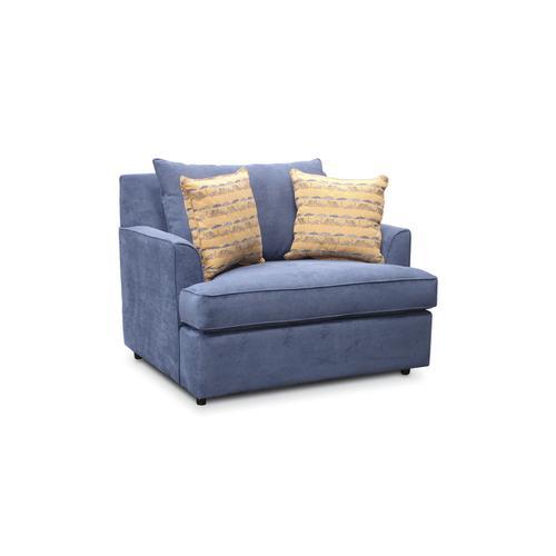 Capris Furniture - 210 Chair & Half