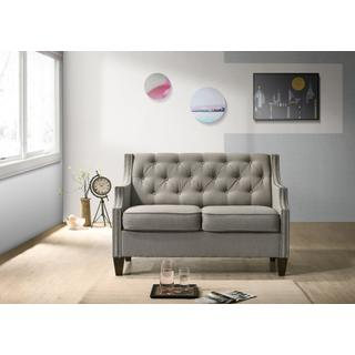 See Details - 9102 Tufted Loveseat