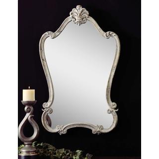 Walton Hall White Mirror
