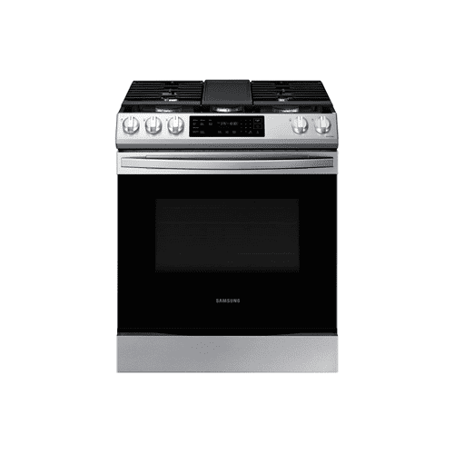 6.0 cu. fr. Gas Range with Fan Convection in Stainless Steel