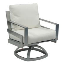 View Product - Eclipse Cushioned Swivel Rocker