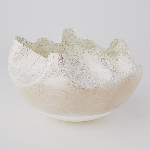 Cambrian Bowl-Ivory/Sand