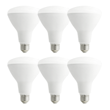 purePower BR30 LED Bulb - 6 pack