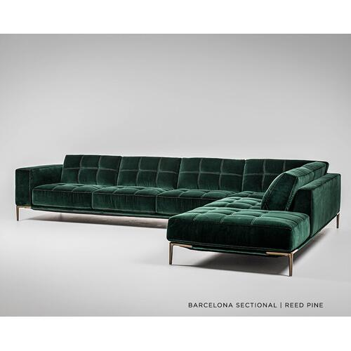 Barcelona Sectional - American Leather