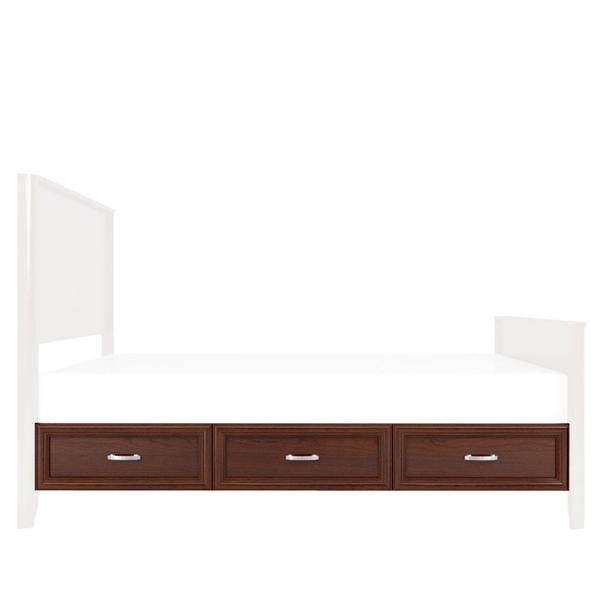 See Details - Belvedere Under-Bed Storage, King/Queen