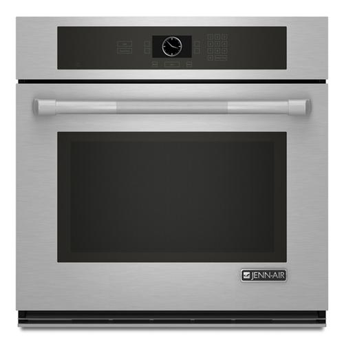 Pro Style Stainless Jenn-Air® Single Wall Oven with MultiMode® Convection, 30""