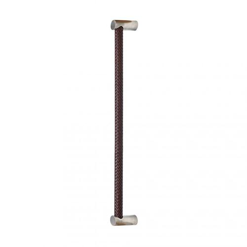 "Leather Grip (G174) - 25 1/2"" Silicon Bronze Light with Brown Weave Leather"