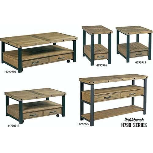 England Furniture - H790 Workbench