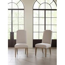 Upholstered Host Side Chair