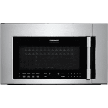 Product Image - Frigidaire Professional 1.8 Cu. Ft. 2-In-1 Over-The-Range Convection Microwave