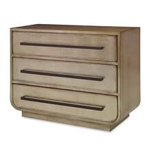 View Product - Bowed Chest - French Gold