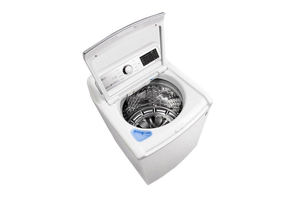 5.0 cu.ft. Smart wi-fi Enabled Top Load Washer with TurboWash3D™ Technology