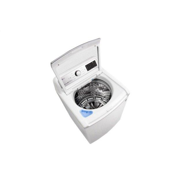 LG Appliances 5.0 cu.ft. Smart wi-fi Enabled Top Load Washer with TurboWash3D™ Technology