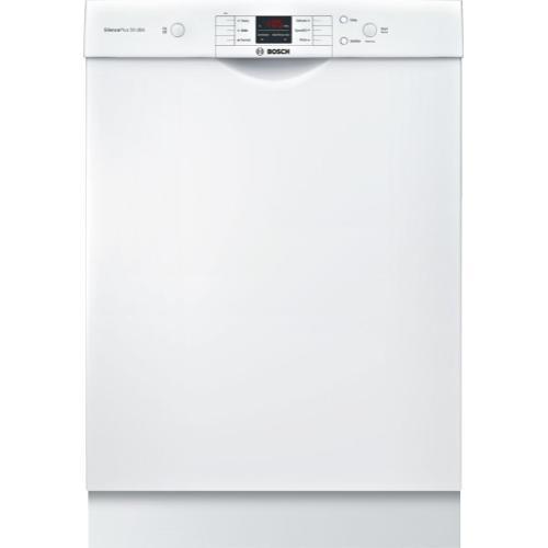 100 Series Dishwasher 24'' White SHEM3AY52N