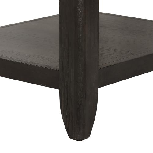 A & B Home - End Table