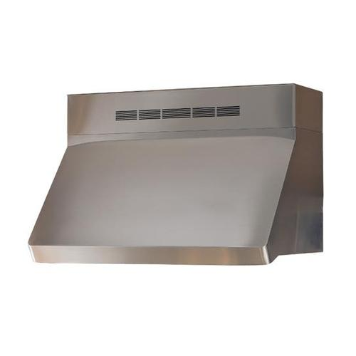 """Centro - 54"""" Stainless Steel Pro-Style Range Hood with 300 to 1650 Max CFM internal/external blower options"""