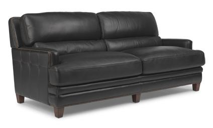 Providence Leather Sofa