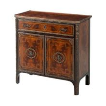 Flourish Side Cabinet