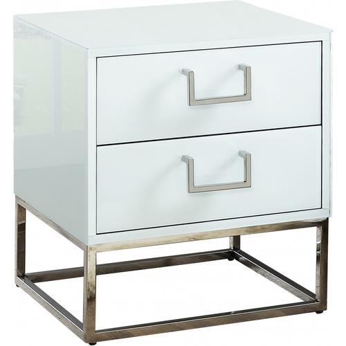 "Nova Side Table - 22"" W x 16"" D x 24"" H"