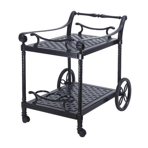 Gensun Casual Living - Grand Terrace Serving Cart - Welded