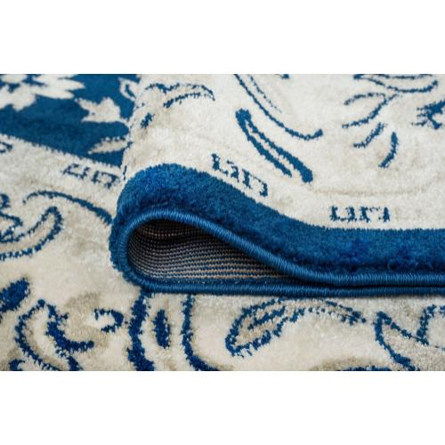 Generation - GEN1001 Navy Rug