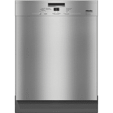 Miele  G4948SCU  AM - Pre-finished, full-size dishwasher with visible control panel, cutlery tray and 5 Programs