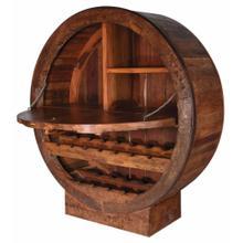 TF-0695 Navasota Wine Cabinet