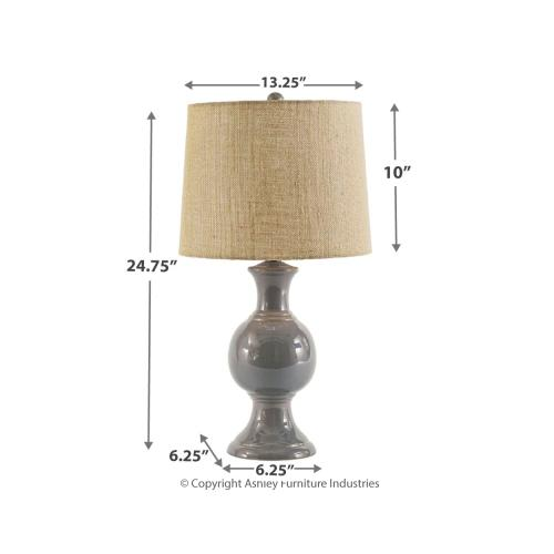 Magdalia Table Lamp