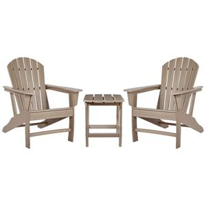 Ashley - 2 Outdoor Chairs With End Table