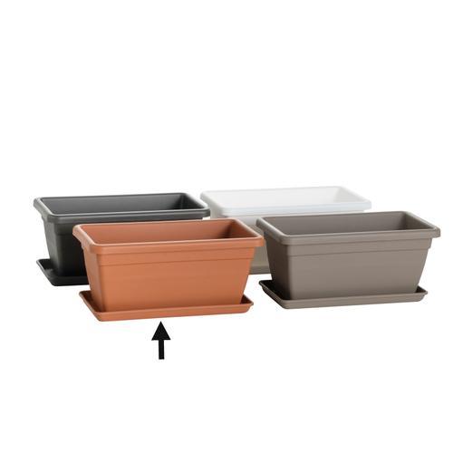 "Alfresco Home - 19.75"" Akea Plant Box"