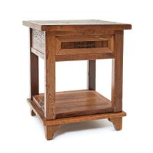 View Product - Pagosa Springs - 1 Drawer Night Stand